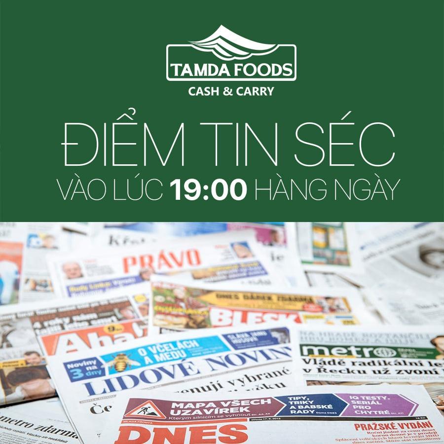 Tamda Media cập nhật tin tức về tình hình dịch bệnh.